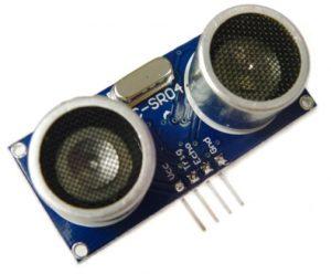 Figura 6: Sensor HC-SR04.