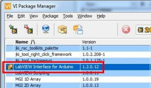 Toolkit de Arduino